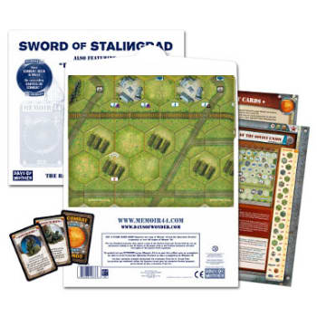 Memoir 44: Sword of Stalingrad Battle Map