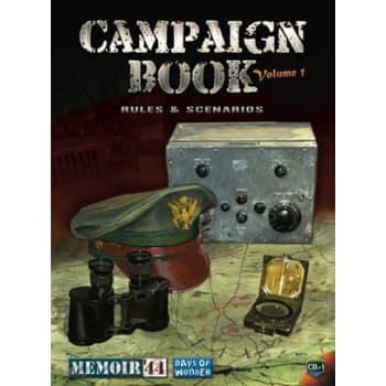 Memoir 44: Campaign Book Volume 1