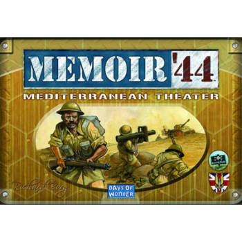 Memoir 44: Mediterranean Theater Expansion