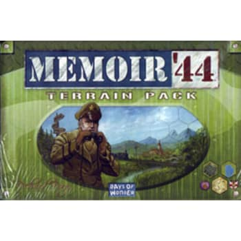 Memoir 44: Terrain Pack Expansion