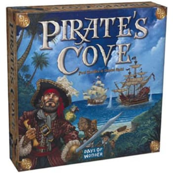 Pirate's Cove Board Game