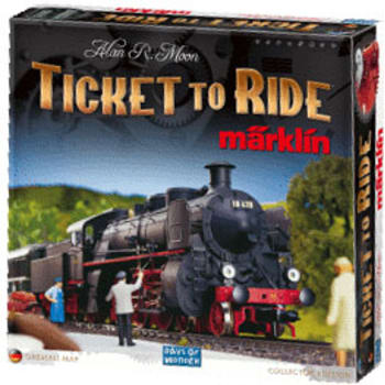 Ticket To Ride: Marklin Edition Board Game