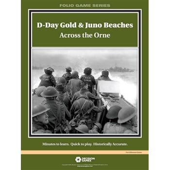 D-Day: Gold & Juno Beaches - Across the Orne