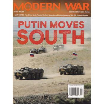 Modern War 37: Putin's War - Putin Moves South