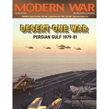 Modern War 44: Desert One War