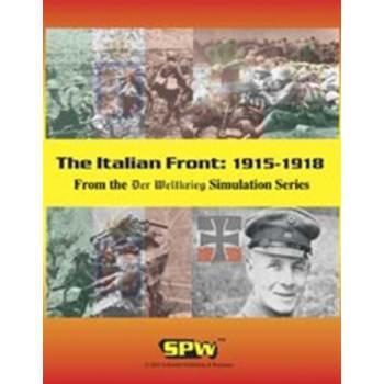 Der Weltkrieg: The Italian Front 1915-1918