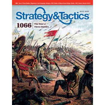 Strategy and Tactics 293: 1066: The Year of Three Battles
