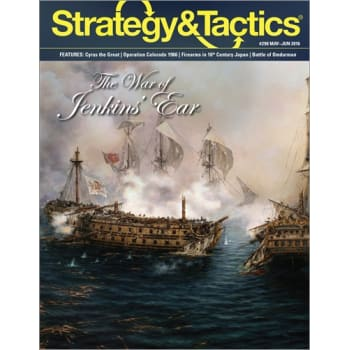 Strategy and Tactics 308: The War of Jenkin's Ear