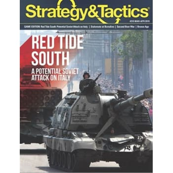Strategy and Tactics 315: Red Tide South