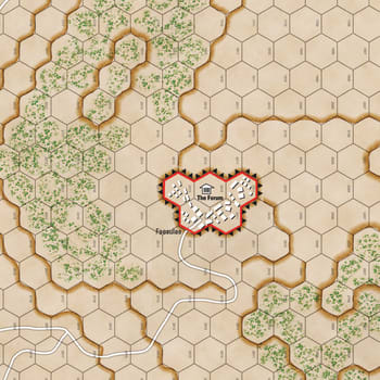 Strategy and Tactics 324: Fight The Fall: Faesulae A.D. 405 & Tricamerum A.D. 533