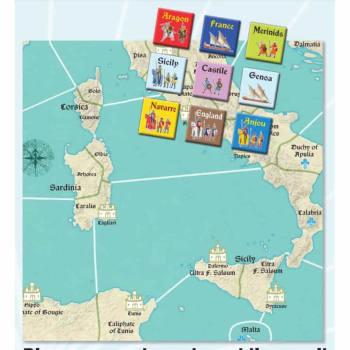Strategy and Tactics 330: Mediterranean Empires