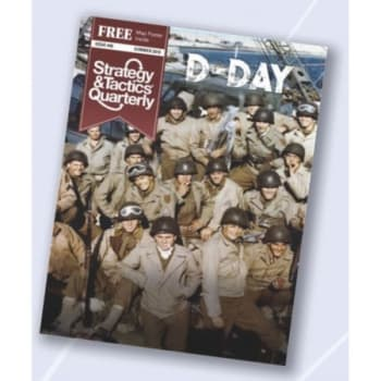 Strategy and Tactics Quarterly 6: D-Day 75th Anniversary