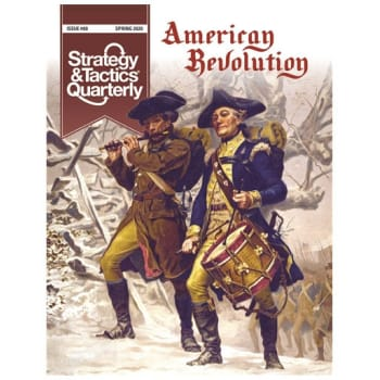 Strategy and Tactics Quarterly 9: American Revolution