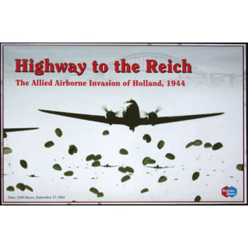 Highway to the Reich Board Game