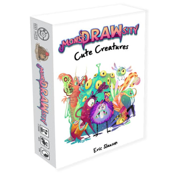 MonsDRAWsity: Cute Creatures Expansion