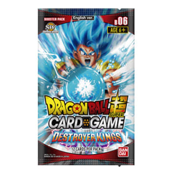 Dragon Ball Super TCG - Destroyer Kings - Booster Pack