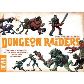 Dungeon Raiders: 2nd Edition