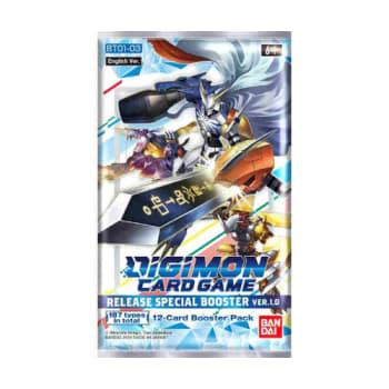 Digimon V 1.0 - Booster Pack
