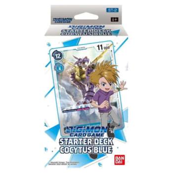 Digimon TCG - Starter Deck - Cocytus Blue