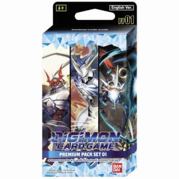 Digimon Premium Pack Set 1