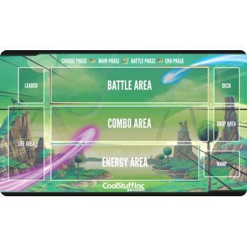Dragon Ball Super TCG New Player Play Mat