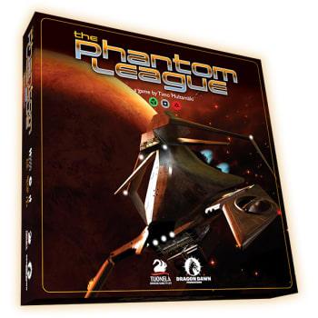 Phantom League Base w/ Mostly Harmless Expansion
