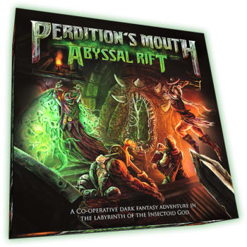 Perdition's Mouth: Abyssal Rift - Bundle