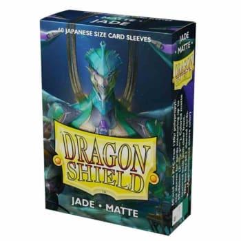 Dragon Shield Sleeves: Japanese Matte Jade (60)