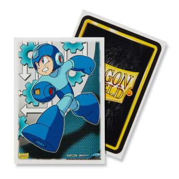Dragon Shield Sleeves: Classic Art - Mega Man (100)