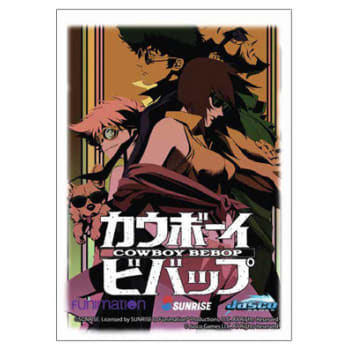 Dragon Shield Sleeves: Classic Art - Cowboy Bebop (100)