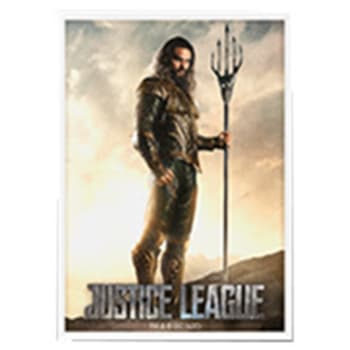 Dragon Shield Sleeves: Matte Art - Justice League: Aquaman (100)