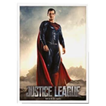 Dragon Shield Sleeves: Matte Art - Justice League: Superman (100)