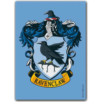 Dragon Shield Sleeves: Standard - Brushed Wizarding World 'Ravenclaw' (100)