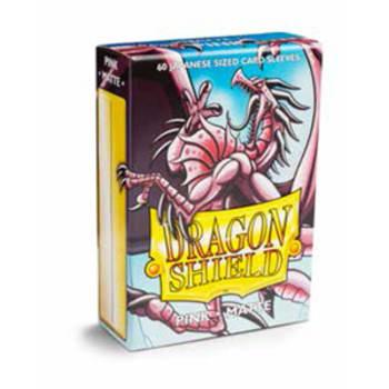 Dragon Shield Sleeves: Japanese Matte Pink (60)