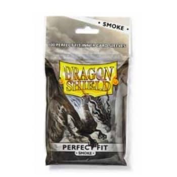 Dragon Shield Sleeves: Perfect Fit Smoke