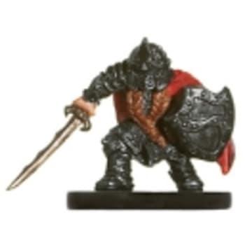 Dwarf Mercenary - 31