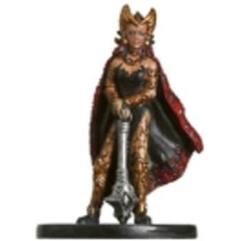 Mina, Dark Cleric - 45