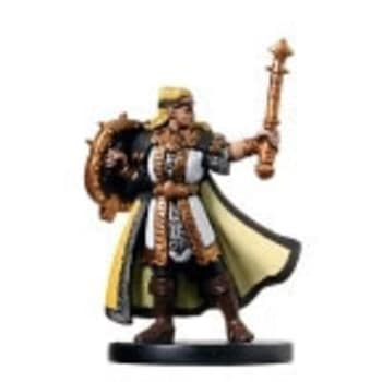 Cleric of Lathander - 01