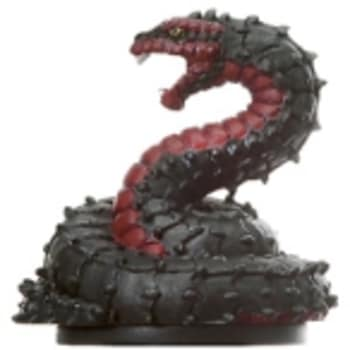 Fiendish Snake - 50