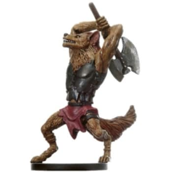 Gnoll Barbarian - 52
