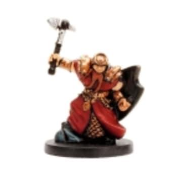 Cleric of Moradin - 01