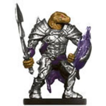 Dragonborn Paladin of Bahamut - 01