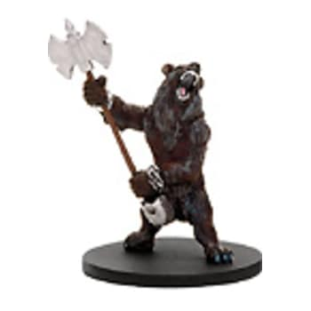 Dwarven Werebear - 10