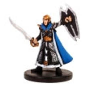 Cleric of Corellon Larethian - 18