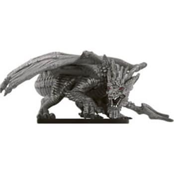 Adult Grey Dragon - 01