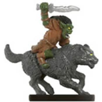 Goblin Wolf Rider - 17