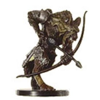 Demonic Gnoll Archer - 45