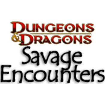 Monster Manual - Savage Encounters Booster Case (8)