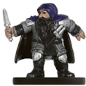 Male Dwarf Rogue - 05
