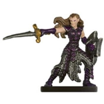 Female Eladrin Fighter - 06